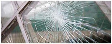 Hounslow Smashed Glass